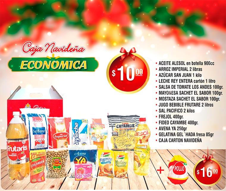 canatas navideña economica